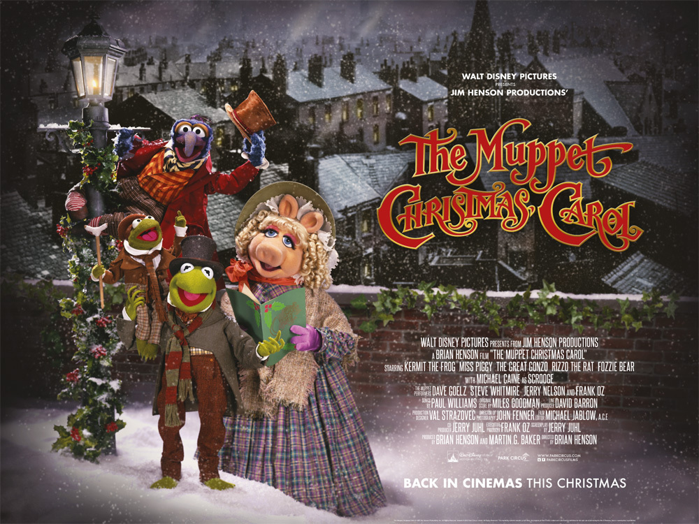 The Muppet Christmas Carol Trailer.The Muppet Christmas Carol New Poster Classic Trailer