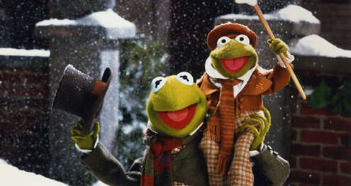 The Muppet Christmas Carol Trailer 1992.The Muppet Christmas Carol New Poster Classic Trailer