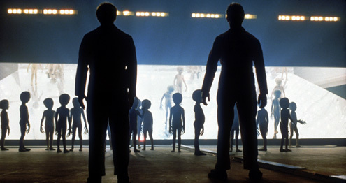 Close Encounters of the Third Kind Press Highlights