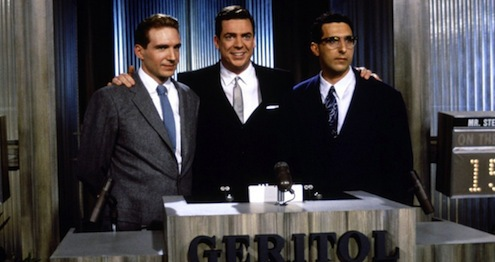 Image result for quiz show 1994 gif