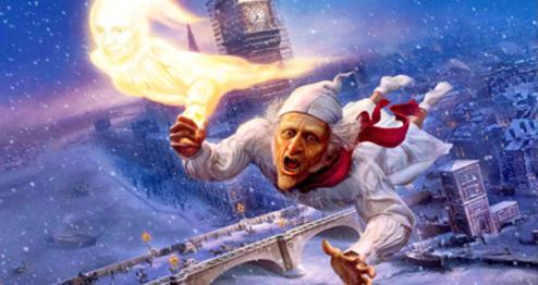 Disneys A Christmas Carol.Disney S A Christmas Carol Film Park Circus