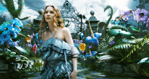 "Image result for ""Alice In Wonderland"" film"