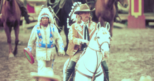 Buffalo Bill and the Indians (Sitting Bull's History Lesson)