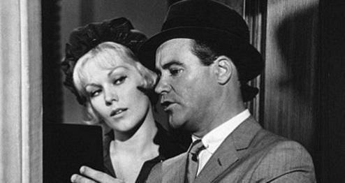 Image result for The notorious landlady 1962 Jack Lemmon